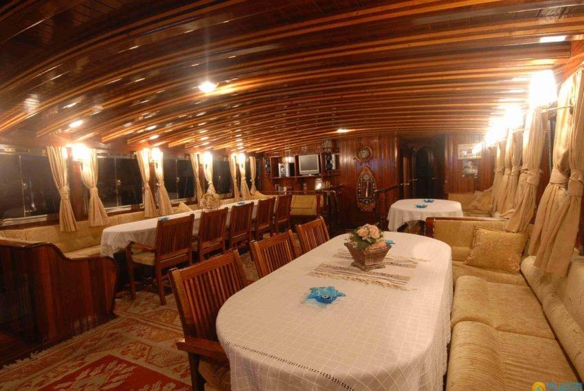 Bahriyeli A Kiralık Gulet Yat Tekne Mavi Yolculuk Tur 08