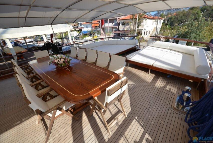 Cagan Bozburun Kiralık Gulet Yat Tekne Mavi Yolculuk Tur 17