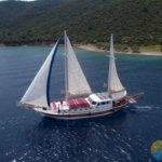 Nefise Sultan Kiralık Yat Tekne Gulet Mavi Yolculuk Tur