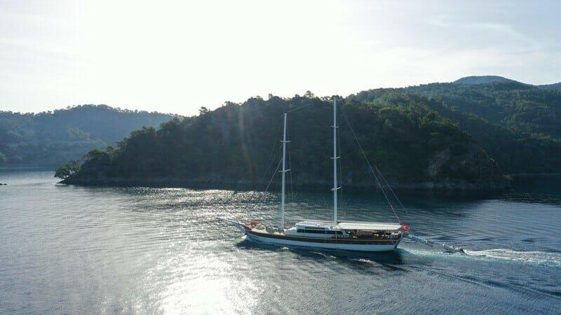 1 Haftalık Kiralık Tekne